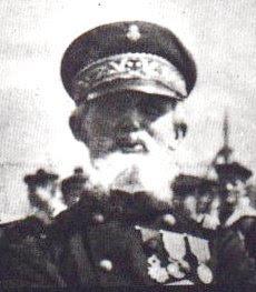 Адмирал Емил Гепрат, један од команданата француске флоте у галипољској операцији и војни гувернер Бизерте.