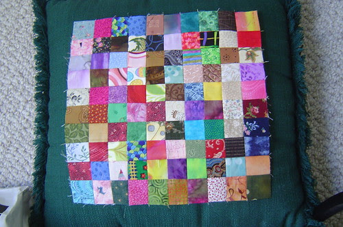 1st 100 - Patch Block by basketcasejoy