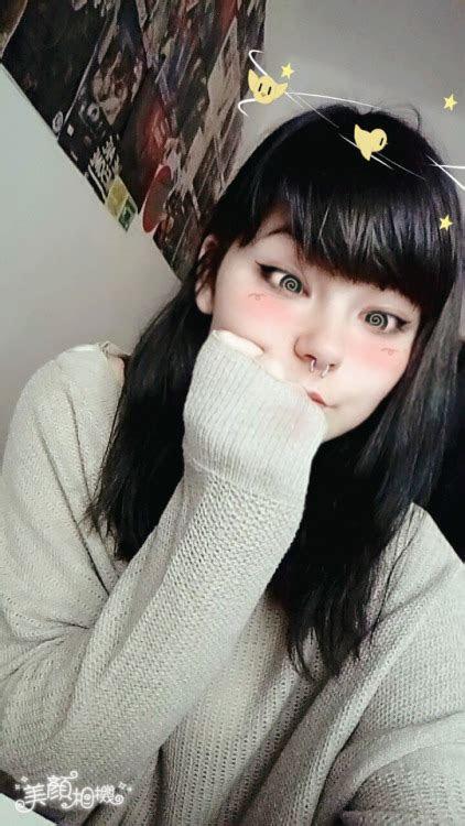 anime girl theme tumblr