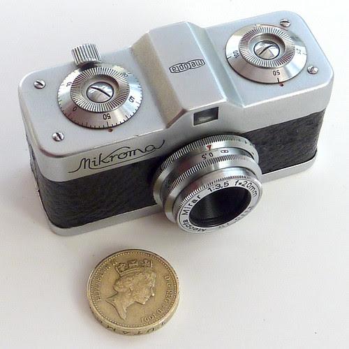 Mikroma miniature camera by pho-Tony