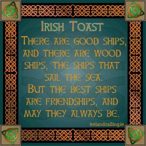 irish wedding toast quotes quotesgram   love