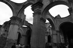 Guatemala - Catedral de Santiago ruins