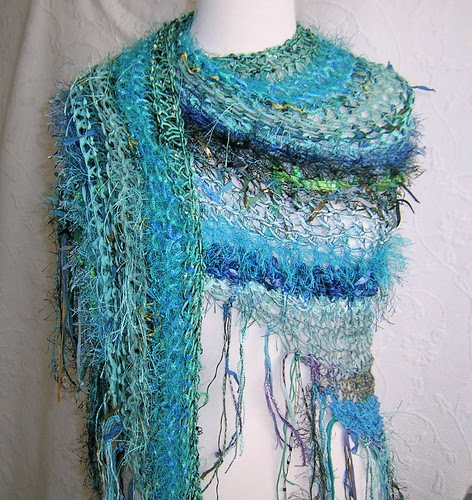 Wrap Me Up Teal & Blue
