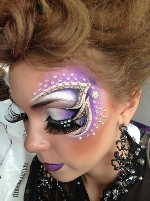 Makeup artist russia
