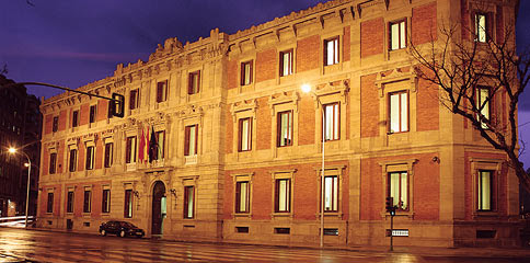 Figura 17. Parlamento de Navarra. antigua Audiencia.