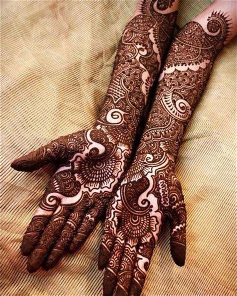 Pakistani Mehndi Designs: 40 Exquisite Designs To Make