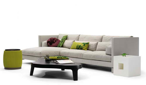 minimalist living room furniture set