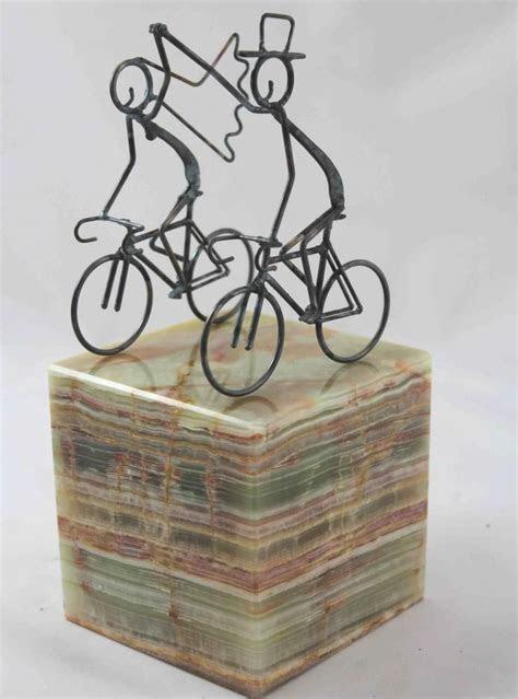 tandem cake toppers, recumbent bike cake topper, bike