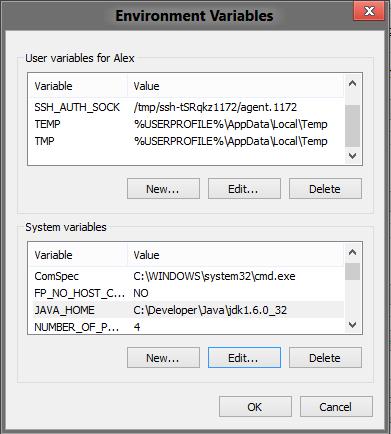 Java 6 and Java 7 on Windows | Mohamed Rilfi
