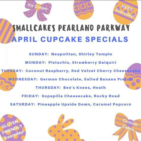 Smallcakes Pearland Parkway   Home   Facebook