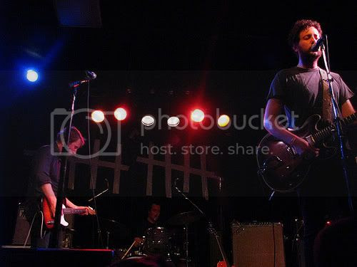 The Constantines @ Lee's Palace: photo by Michael Ligon