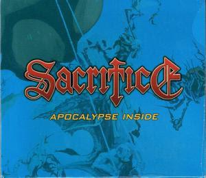 Sacrifice - Apocalypse Inside