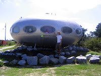 The aliens have landed in Frisco, NC!