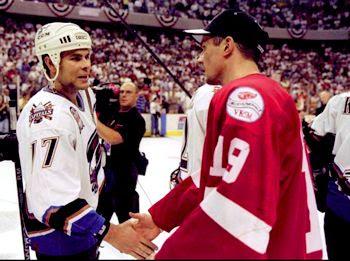 Oates Capitals 1998 Finals, Oates Capitals 1998 Finals