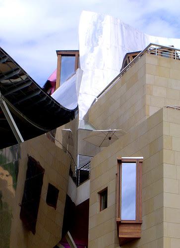 Hotel Bodegas Marqués de Riscal, El Ciego, Álava, Spain, by jmhdezhdez