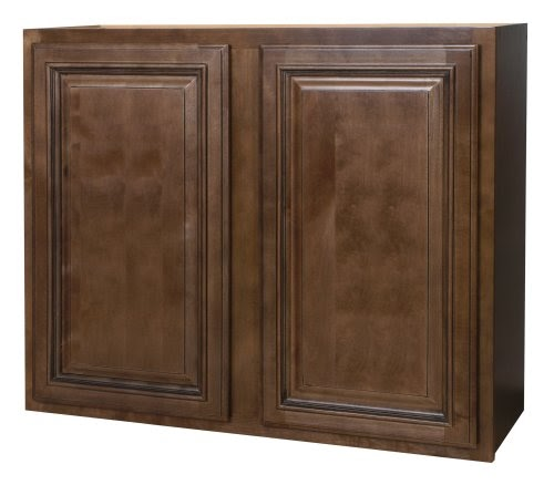 Kraftmaid kitchen cabinets all wood cabinetry w3630 hcg for All wood kitchen cabinets