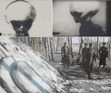 Vídeo supostamente mostra cinza Alien filmado pela KGB, vai Viral