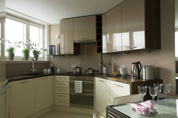Modern small kitchen designs – get the best of it
