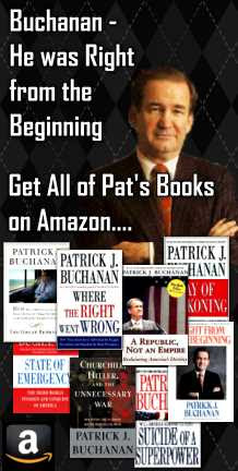 Pat Buchanan Books on Amazon