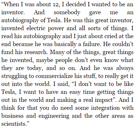 Larry Page On Books He Was Influenced By