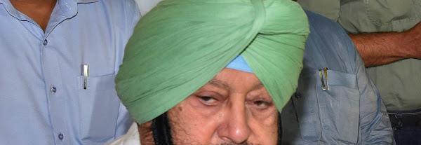 Amarinder says violence in Delhi unacceptable, orders high alert in Punjab