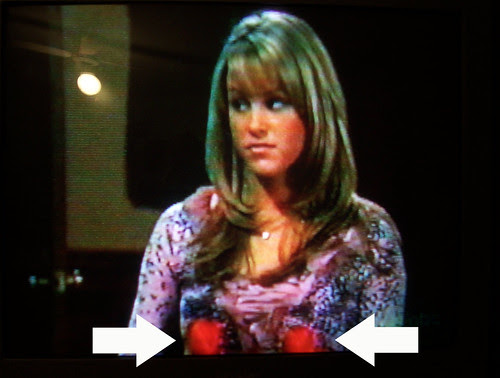 The only daughter of Luke and Laura...