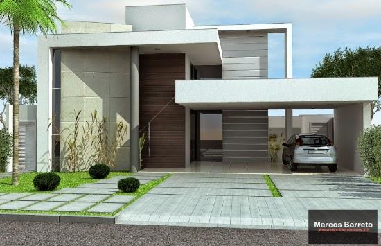 Rumah Minimalis Dak Beton | Ide Rumah Minimalis