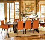 Calm Style For Furnishing Small Dining Room Inspiration