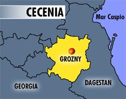 Risultati immagini per cecenia