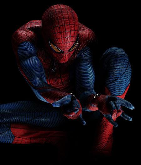 Homem-Aranha - nova imagem