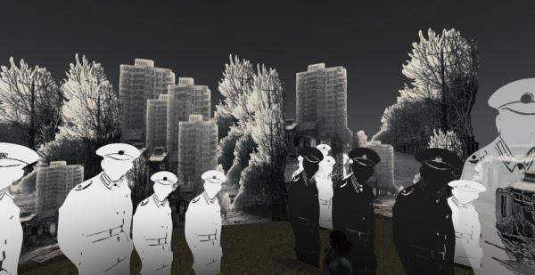 Lily & Honglei, new media art of China