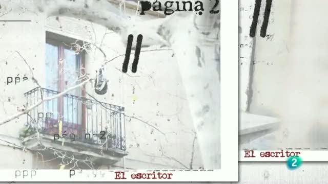"""Página 2 - """"El escritor"""" - 2º capítulo"""