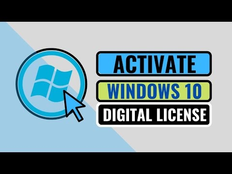 What is Digital License Activation?