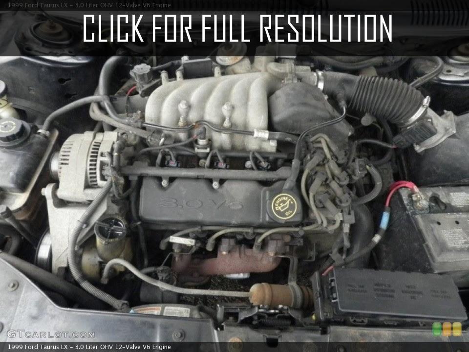Ford Taurus 3 0 V6 Photo Gallery 5 9