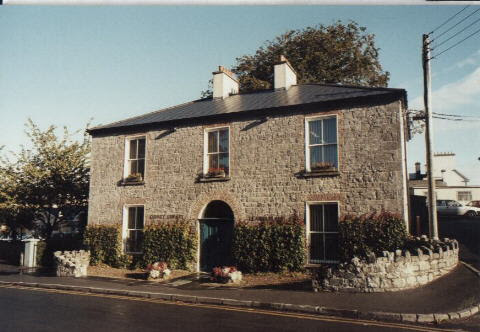 Library Headquarters, Mill Rd., Ennis