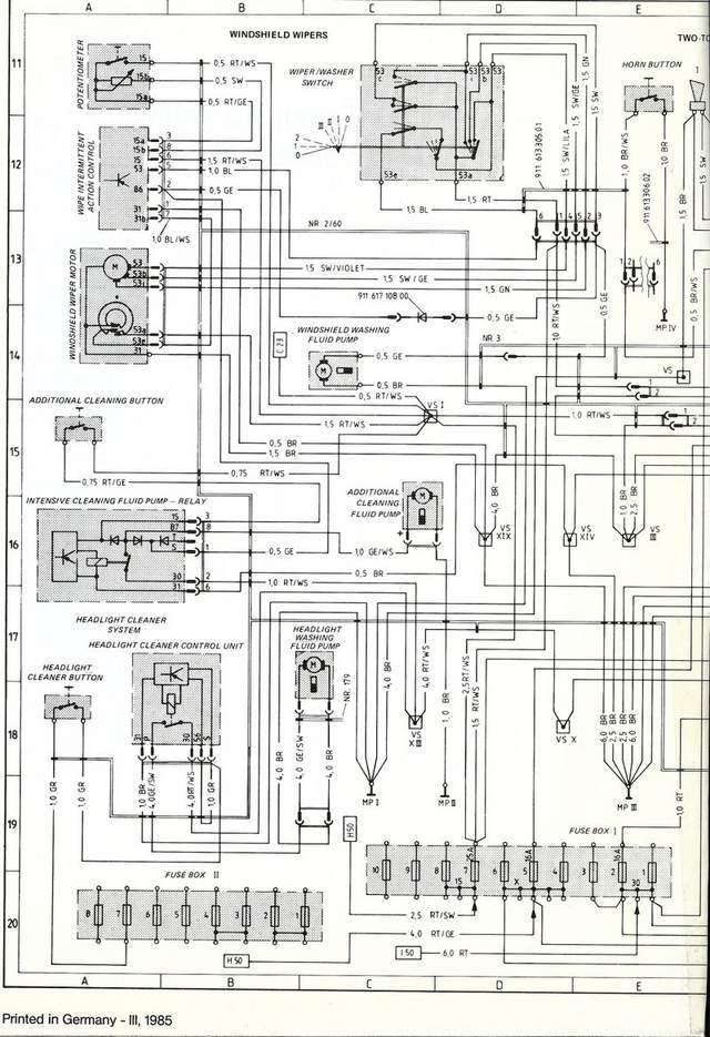 Which book for wiring diagrams? - Pelican Parts Forums
