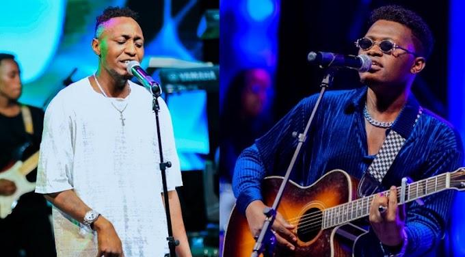 Iwacu Muzika Festival: Naason yavuze uko kuvu... - #rwanda #RwOT