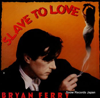 FERRY, BRYAN slave to love
