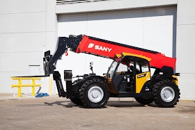 New Telehandler Extends SANY's Reach for Rentals oleh - asphaltfinisherdoosan.xyz