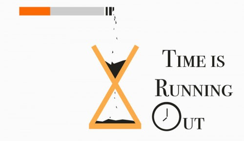 I Believe Were Running Out Of Time Sad Quote Quotespicturescom