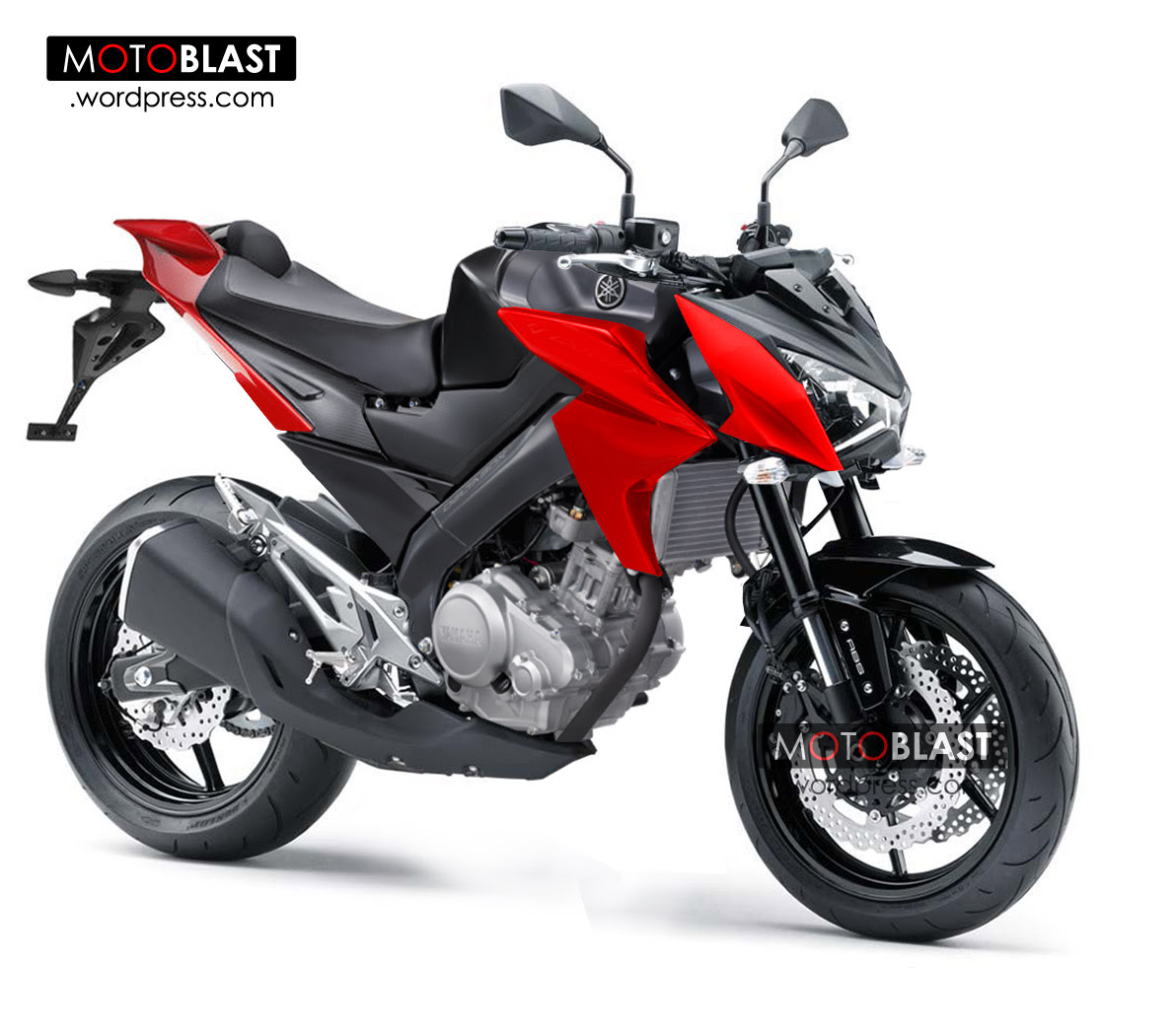 New Vixion Modif Street Fighter Monster Gagah Bin Guanteeeng