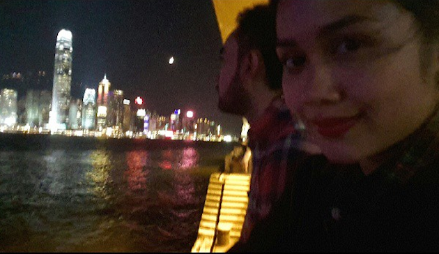 Gambar Liyana Jasmay Dan Suami Bercuti Di Phuket