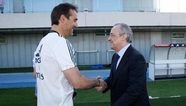 لوبيتيجي وراء قسوة بيان الإقالة من ريال مدريد