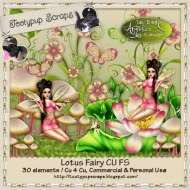 Lotus Fairy Cu 4 Cu FS