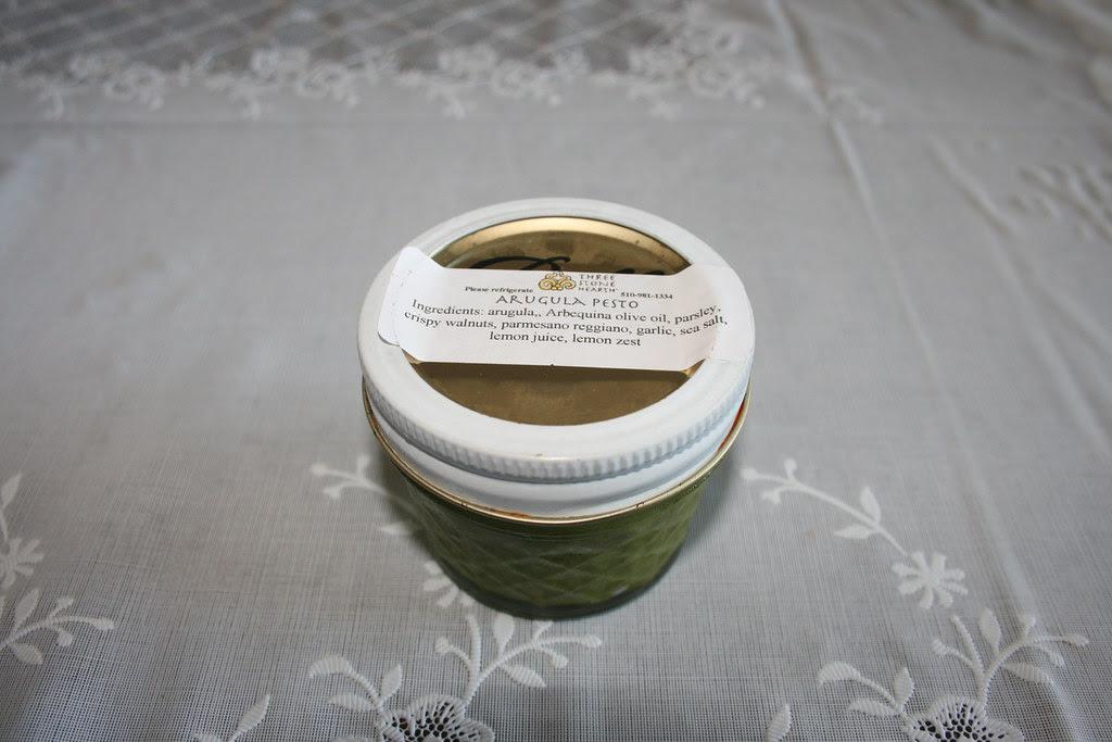 Arugula Pesto Jar