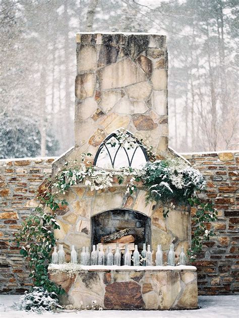 Best 25  Winter wedding ceremonies ideas on Pinterest