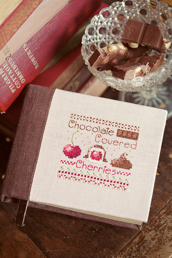 Chocolate Covered Cherries (Casey Buonaugurio)