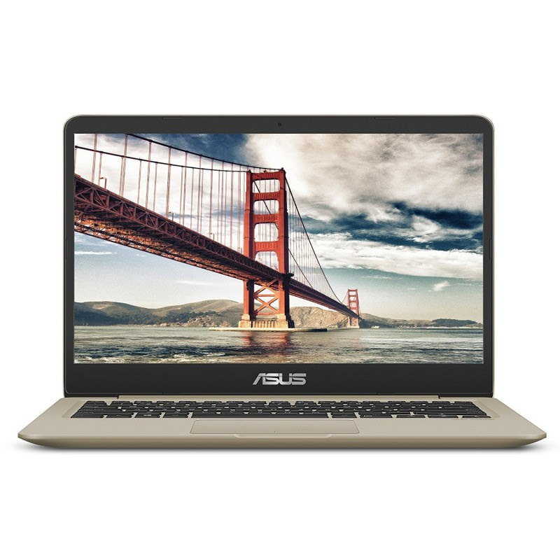 ASUS VivoBook S14 14-Inch FHD NanoEdge WideView Laptop Computer, 8th Gen Intel Quad-Core i7-8550U up to 4.0GHz, 16GB DDR4 RAM, 256GB SSD, 940MX 2GB, AC WiFi + BT 4.2, HDMI, USB Type-C, Windows 10, 2018