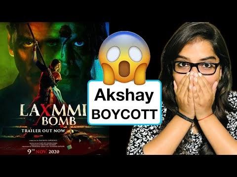 Laxmmi Bomb Teaser Review by Deeksha Sharma