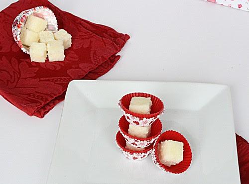 Ricotta Coconut Fudge